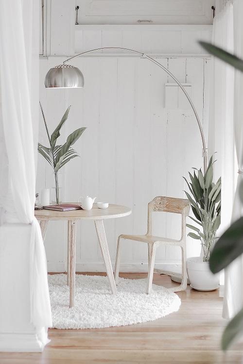minimalistisches Haus