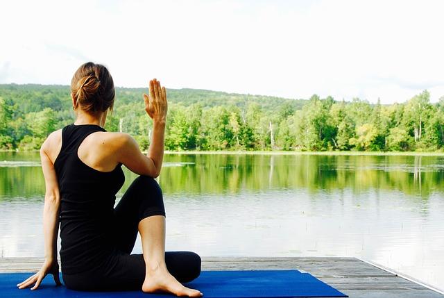 Yoga das richtige training