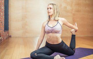 Yoga fett verlieren