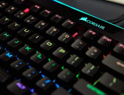 Beste Gaming Tastatur 2020 Corsair K95 RGB