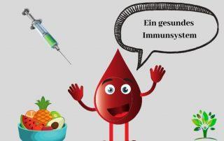 gesundes Immunsystem