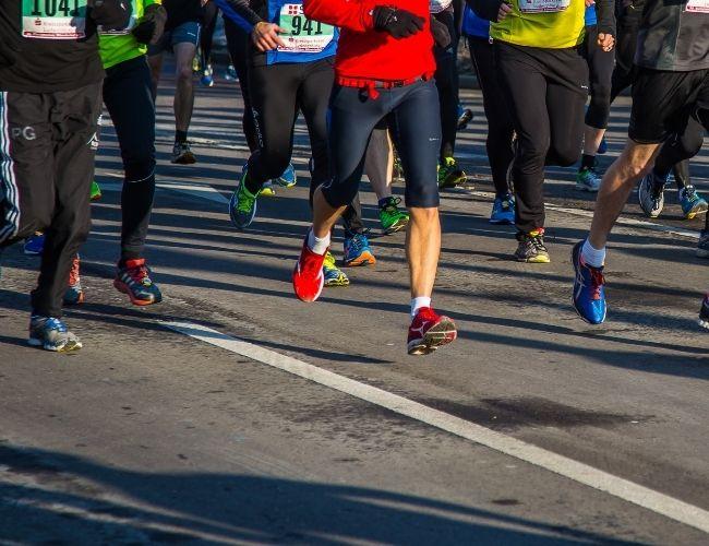 Wettkampfernährung Laufsport
